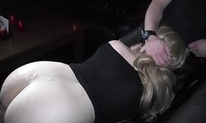 Remarkable wife loves to get gangbanged by lots of men