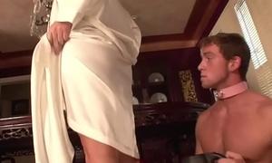 Cuckold Ass Worship/Double Mistress Boot Idolize