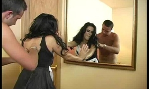 Motel Maid Gets Analed!