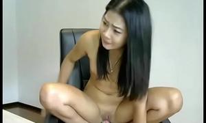 Dildo deep inside (cam asian)