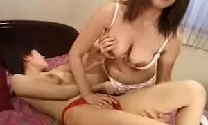 japonesas lesbiananas