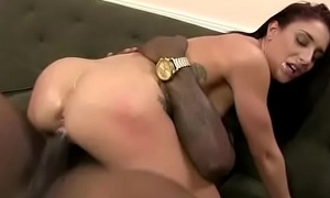 Teen fucked by a huge black cock 15