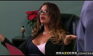 Brazzers - Big Tits at one's disposal Work - (Tory Lane, Ramon Rico, Strong Tommy Gunn)
