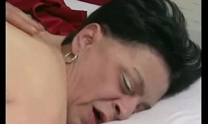 61 time eon old granny close by nylons stocking