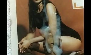 Cum tribute to indian actress Radhika Apte in slow motion