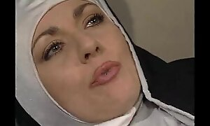 Making love almost be passed on convent: jessica is a perverse nun!