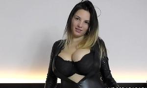Talia Amanda New Busty model in Spandex Adapt